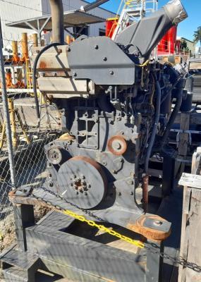 Komatsu 6261-F0-0043T3 Complete Engine