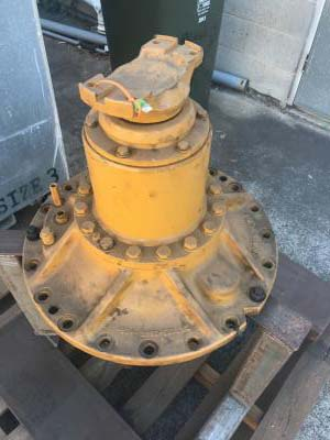 Caterpillar 388-0375 Differential