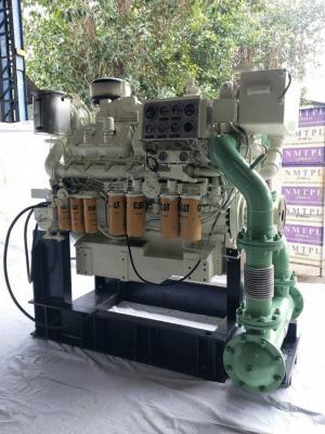 2002 Caterpillar 3412 Complete Engine